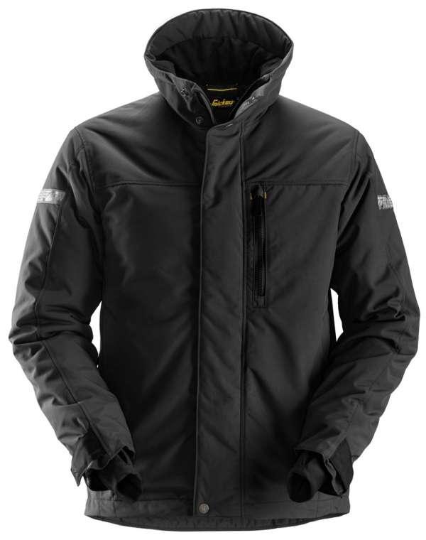 Svart vinterjakke 37.5® - Snickers Workwear 1100