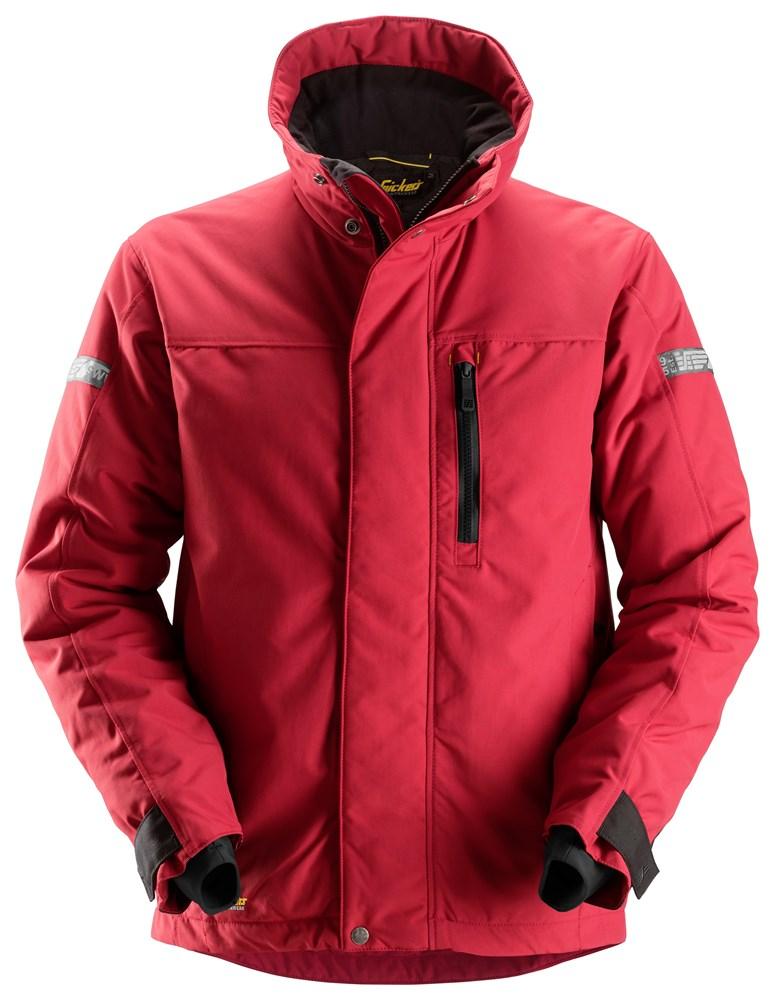 Afholte Vinterjakke 37.5® - Snickers Workwear 1100 ~ Perfekt polstret jakke. LD-21