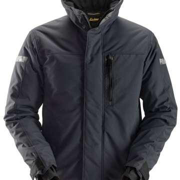 Stålgrå vinterjakke 37.5® - Snickers Workwear 1100