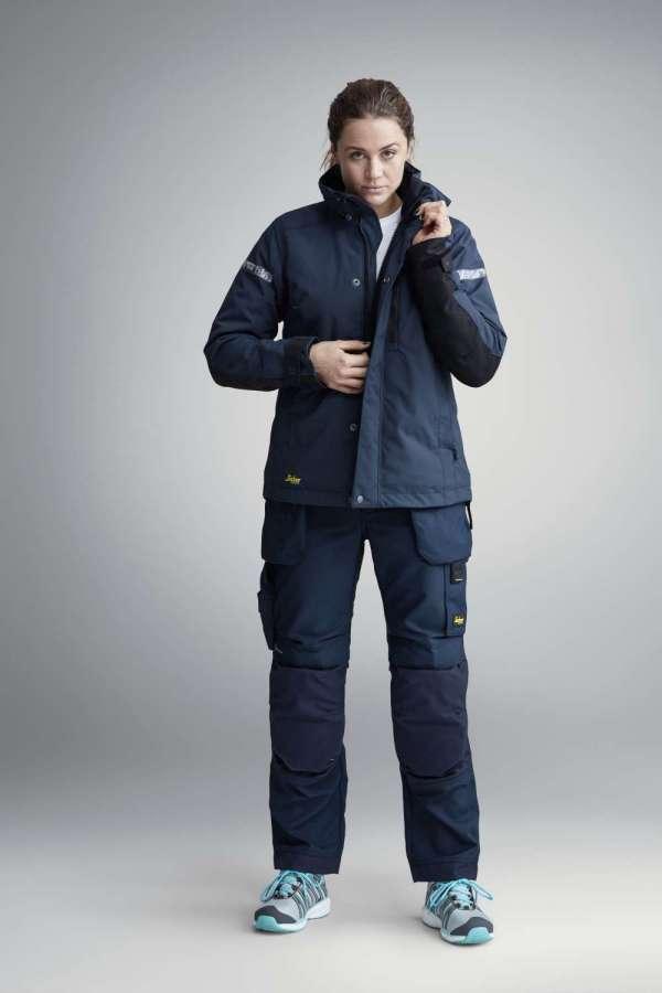 Vinterjakke dame 37.5® – Snickers Workwear 1107