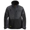 Stålgrå vinterjakke herre - Snickers Workwear 1148
