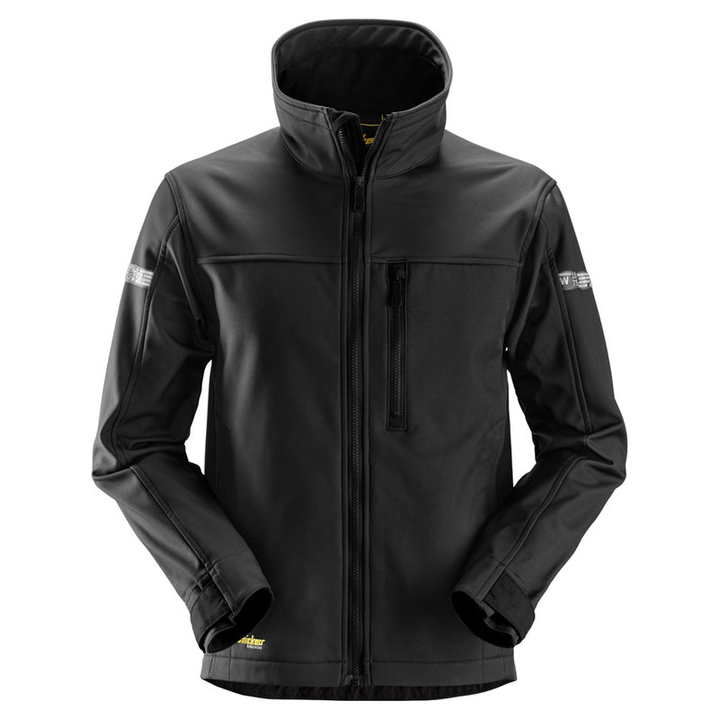 Softshell jakke Snickers Workwear 1200 ~ Vindtett og