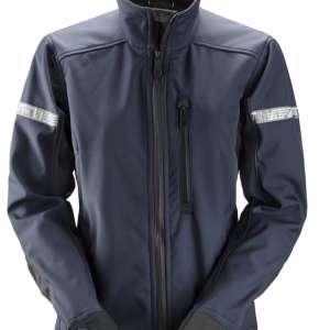 Marineblå Softshell jakke dame