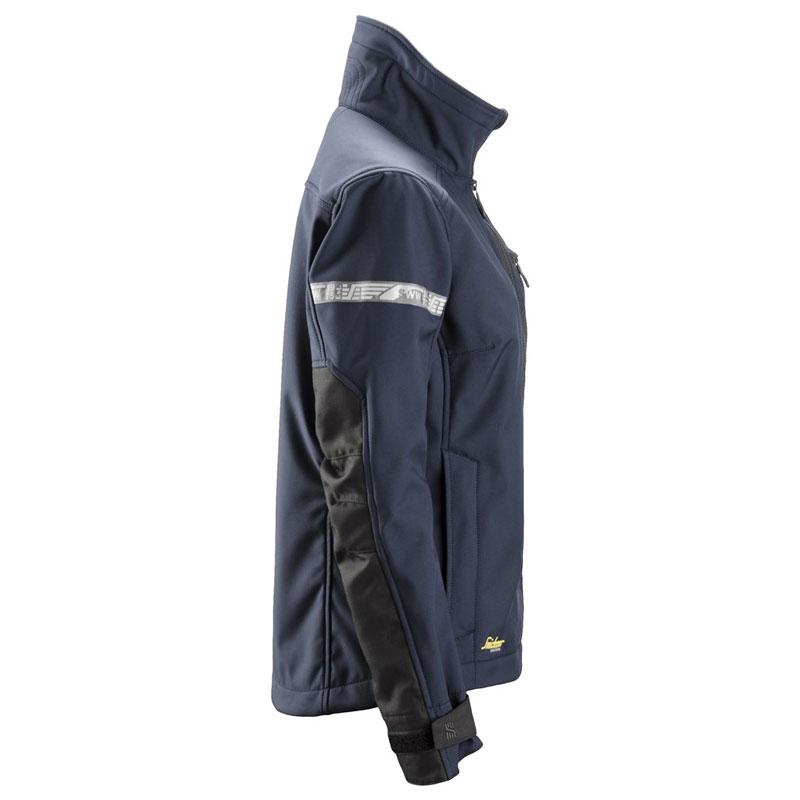 Softshell jakke dame Snickers Workwear 1207