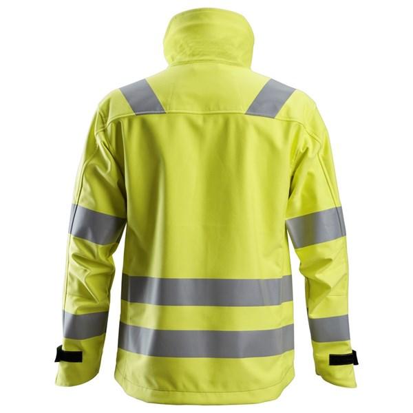 Klasse 3 Softshell jakke ProtecWork – Snickers Workwear 1260