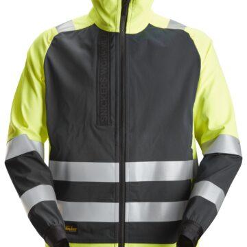 Ufôret gul high-vis jakke