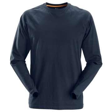 T-skjorte Langermet - Snickers Workwear 2410