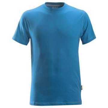 Ocean blå t-skjorte for herrer