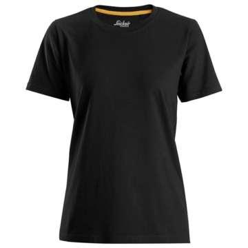 Klassisk t-skjorte ti dame i 100% økologisk bomull.