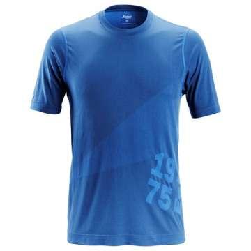 Blå T-skjorte herre 37.5® - SW 2519