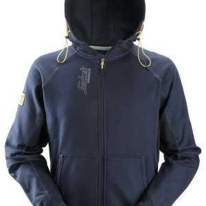 Marineblå hettejakke 2816 fra Snickers Workwear