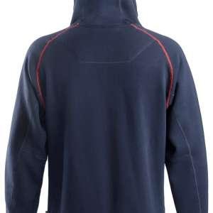 Marineblå Hettegenser ProtecWork - Snickers Workwear 2862