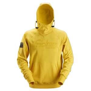 Gul hettegenser logo - Snickers Workwear 2881