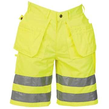 Gul shorts - klasse 2
