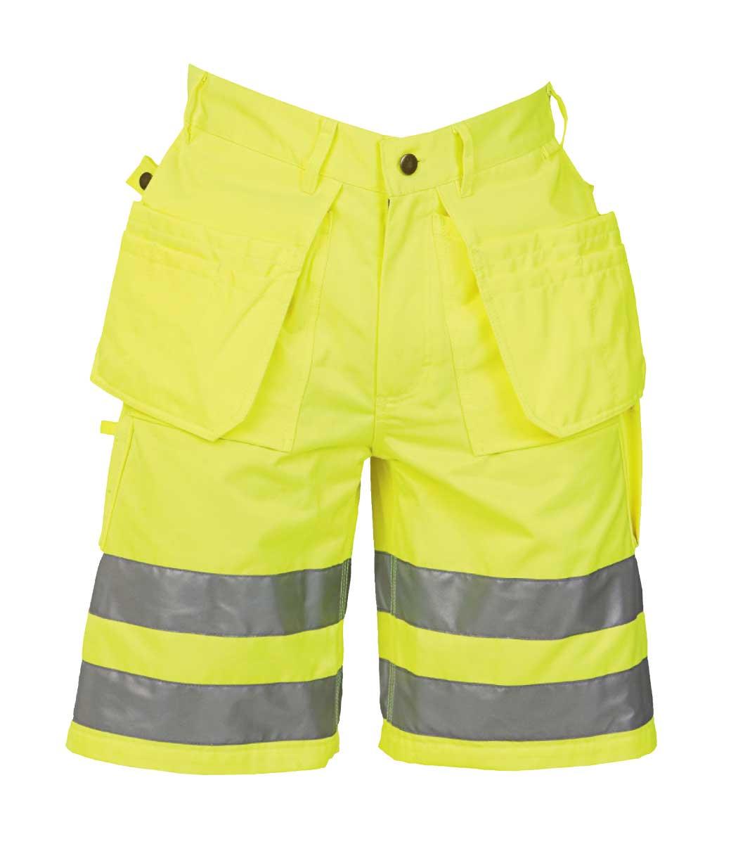 f9ed2b5a Gul shorts - klasse 2 ~ Ezzenza.no Arbeidsklær