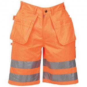 Oransje shorts - klasse 2