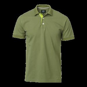 Morris piqueskjorte - 100% bomull