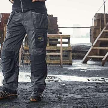 Slitesterk arbeidsbukse - Snickers Workwear 3212