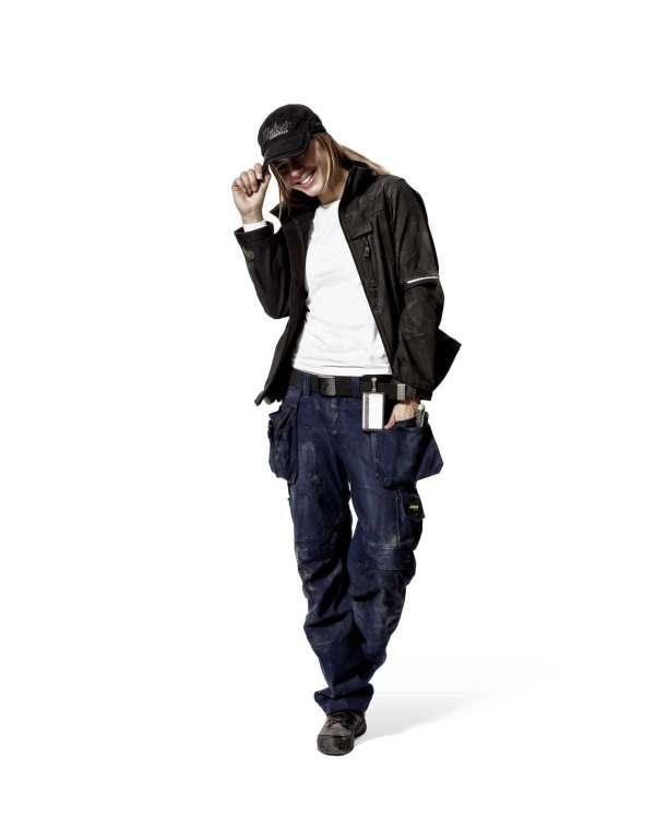 Arbeidsbukse dame - Snickers Workwear 3714