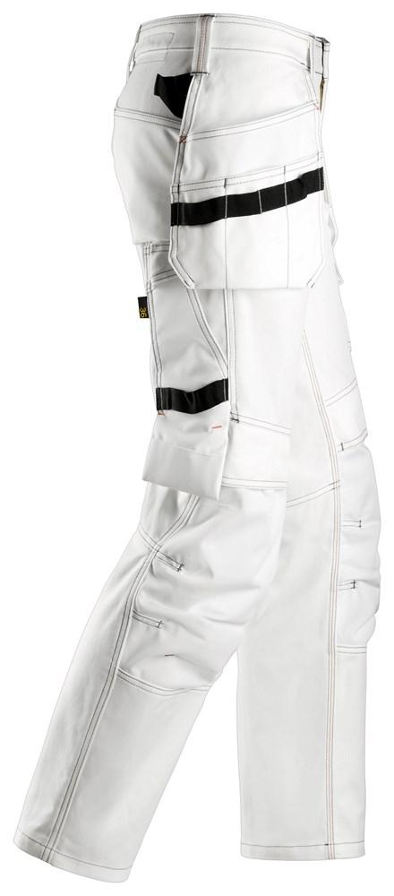 29630164 Arbeidsbukse dame - Snickers Workwear 3775 ~ Ezzenza.no Arbeidsklær