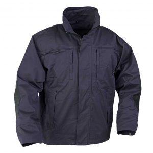Marineblå jakke herre
