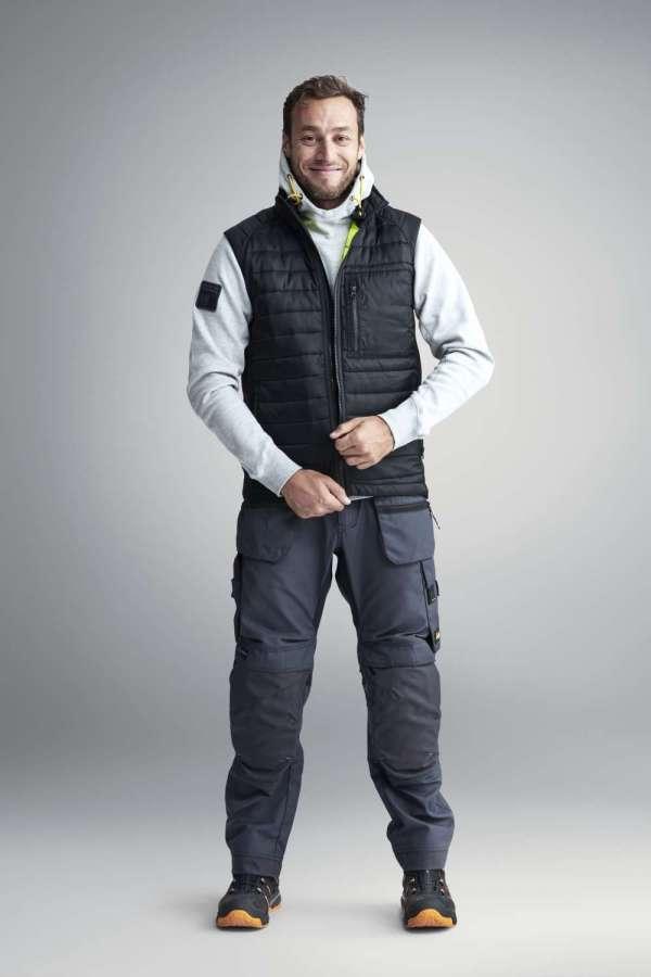 Vattert vest – Snickers Workwear 4512