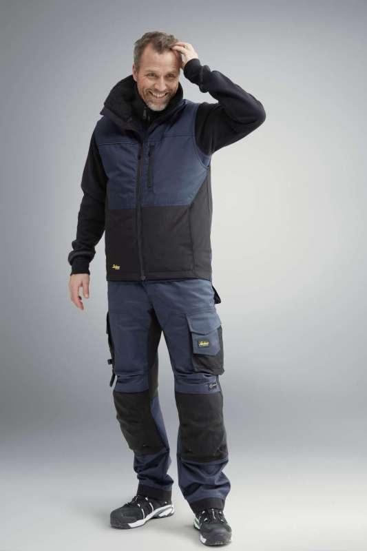 Vintervest herre - Snickers Workwear 4548