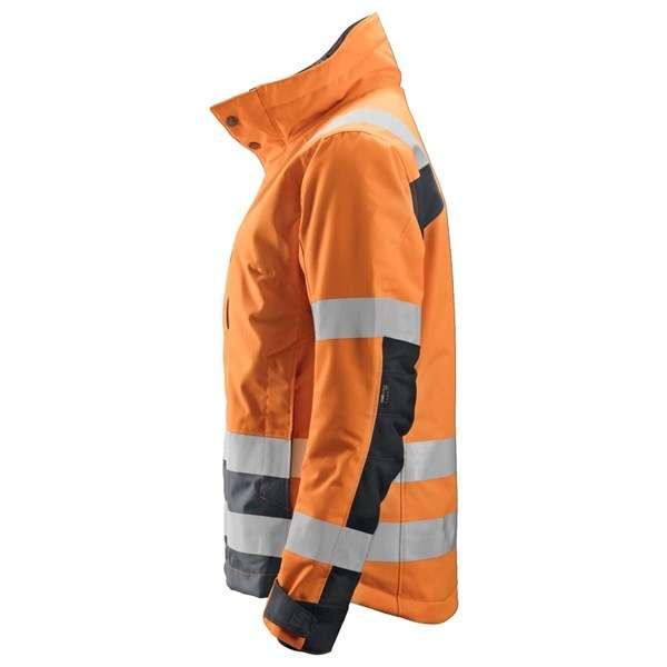 Oransje Vinterjakke dame 37.5® - Snickers Workwear 1137