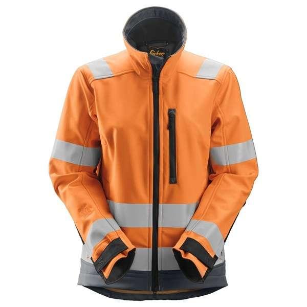 5558_1237_Softshell jakke dame - Snickers Workwear