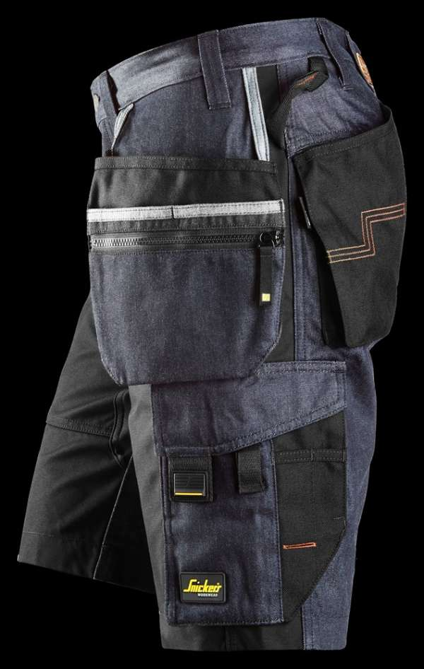 Arbeidsshorts RuffWork - Snickers Workwear 6104