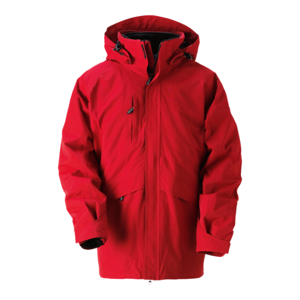 Vinterjakke dame - 3 i 1 jakke