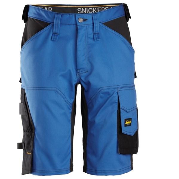 Stretch shorts herre med løs passform – og uten hylsterlommer