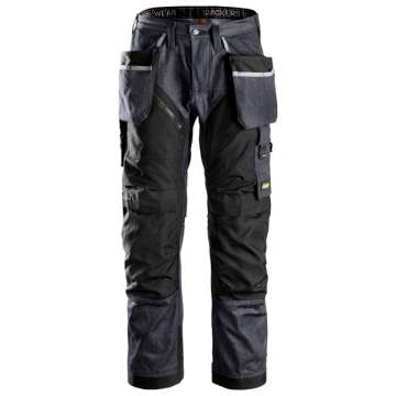 Ruffwork denim bukse – Snickers Workwear 6205