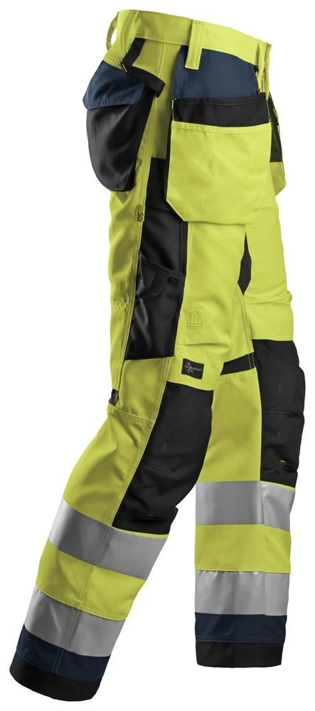 High-Vis bukse - Snickers Workwear 6230