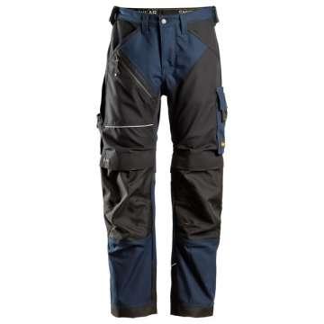 Svart Ruffwork bukse - Snickers Workwear 6314