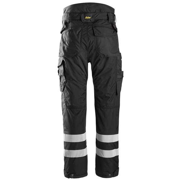 Svart vinterbukse 37.5® - Snickers Workwear 6619