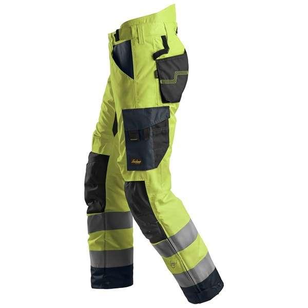 Gul vinterbukse 37.5® - Snickers Workwear 6639