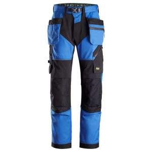 Blå arbeidsbukse - Snickers Workwear 6902