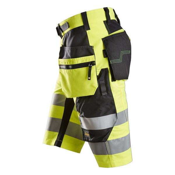 ISO sertifisering Snickers shorts: EN 20471 – Klasse 1.