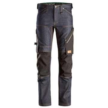 Ruffwork arbeidsbukse Denim - Snickers Workwear 6956