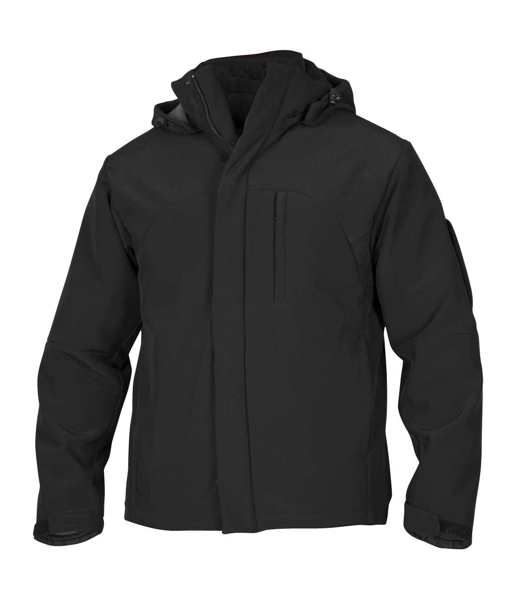 Softshell jakke, håndverksbukse og vernesko ~ Ezzenza.no