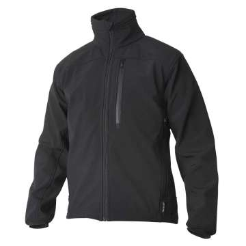 Softshell jakke i 3 lags materiale