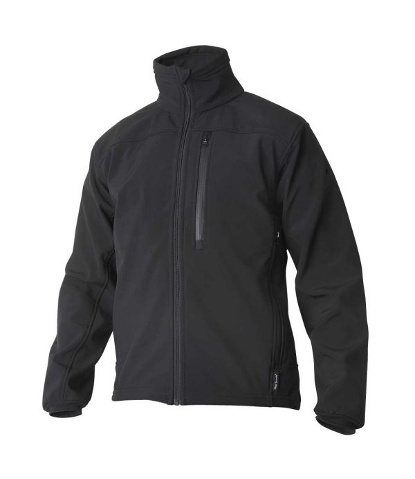 Softshell jakke i 3 lags materiale