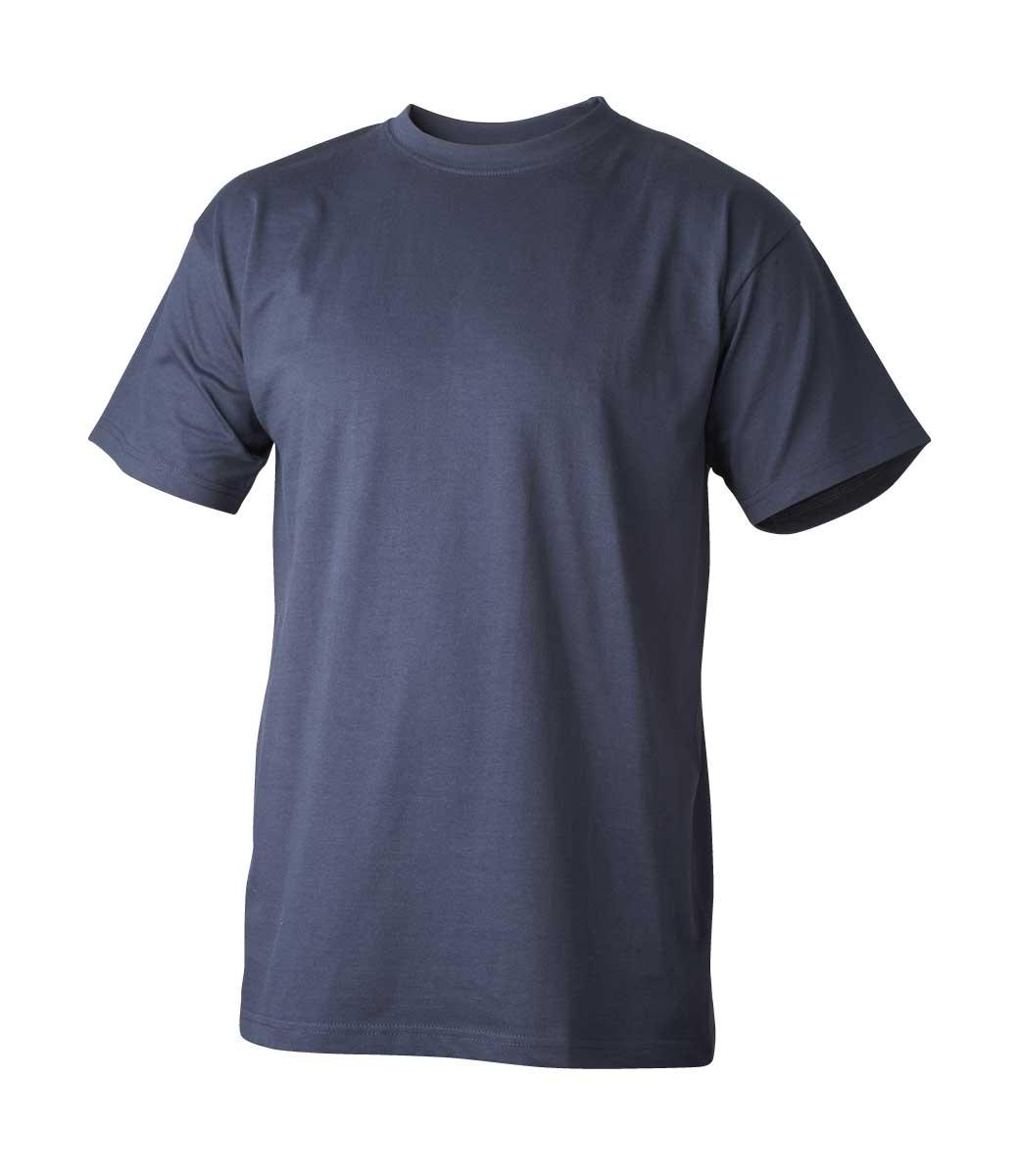 Svart t skjorte dame forhøyet synlighet ~Logo + profilering.
