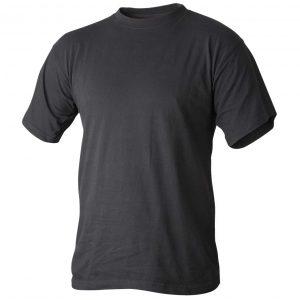 Svart t-skjorte - 100% bomull