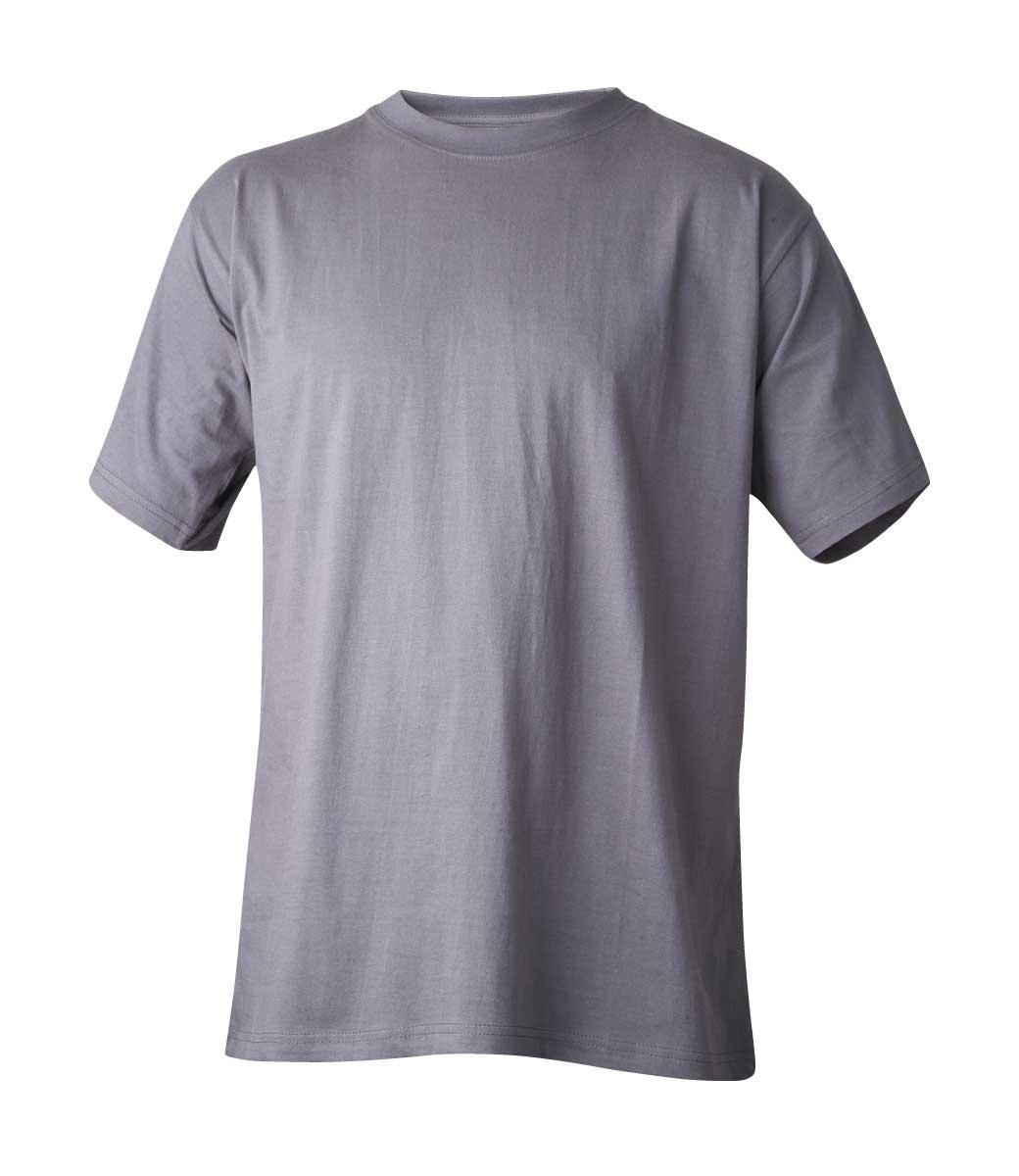Gul t skjorte 100% bomull ~ Ezzenza.no Arbeidsklær