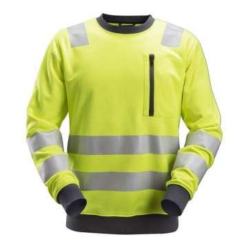 Varsel fleece og arbeidsjakke for god synlighet og arbeidskomfort hver dag.