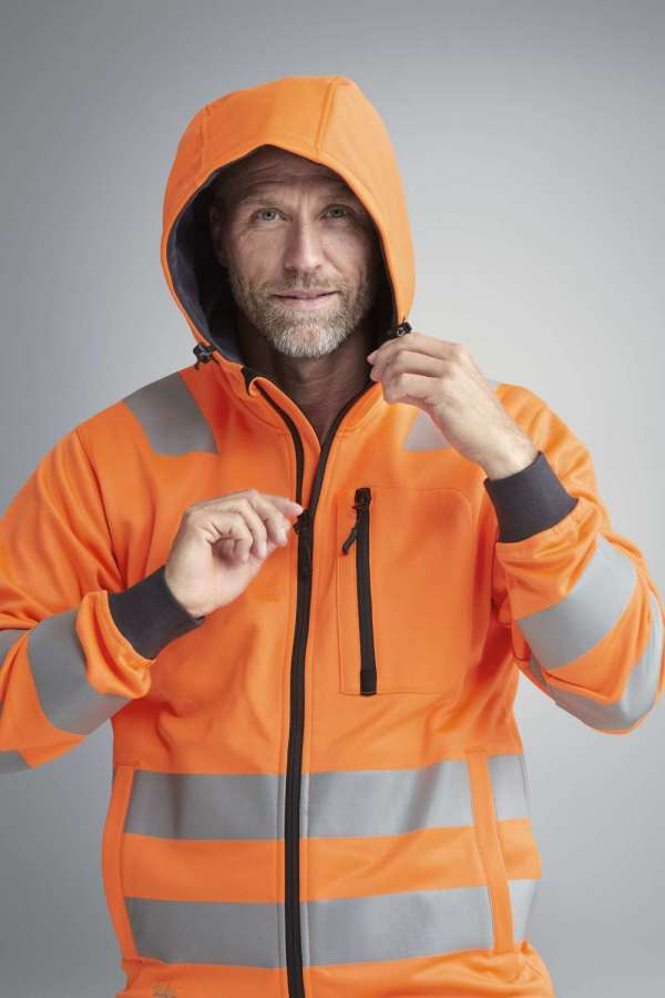 High-Vis Hettejakke - Snickers Workwear 8039