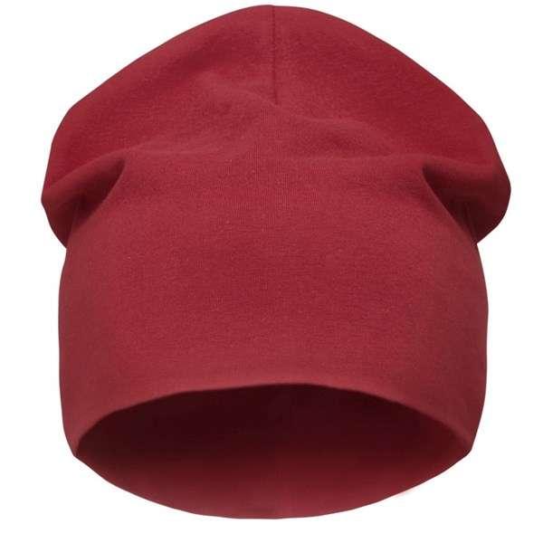 Rød Allsidig Beanie lue - Snickers Workwear 9014