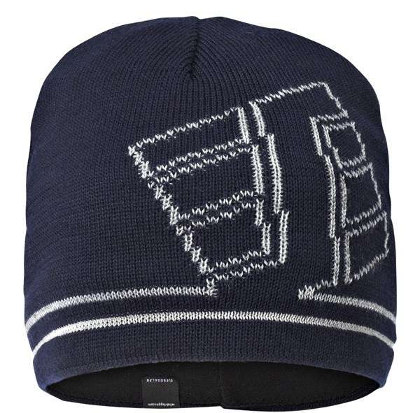 Marineblå Vindtett lue - Snickers Workwear 9093